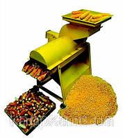 Молотилка кукурузных початков 5TY-4.5 (с двигателем)