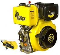 Двигатель Кентавр ДВС-410ДЭ (электростартер,дизель,9 л.с.)