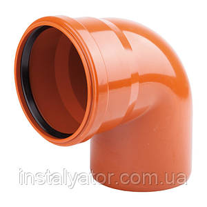 Колено KG Д 110/110 (45) (220220)