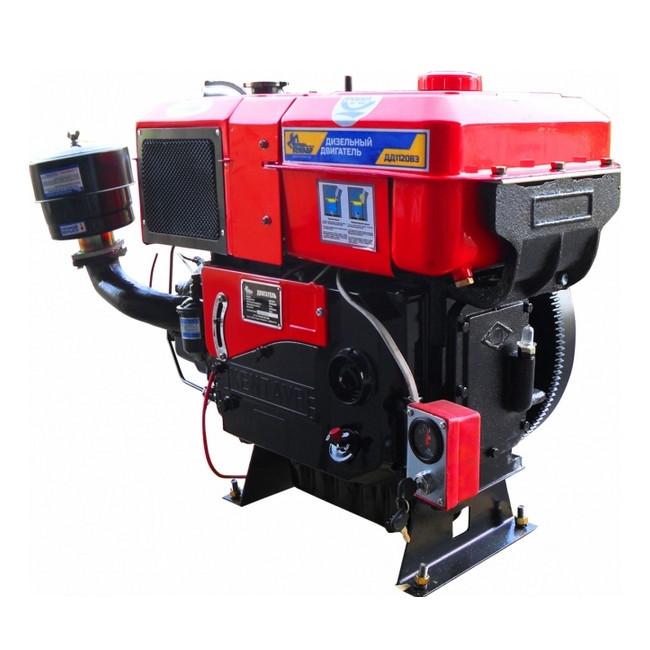 Двигатель Кентавр ДД1120ВЭ(26 л.с.,дизель ,электростартер)
