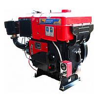 Двигатель Кентавр ДД1125ВЭ(30 л.с.,дизель,электростартер)
