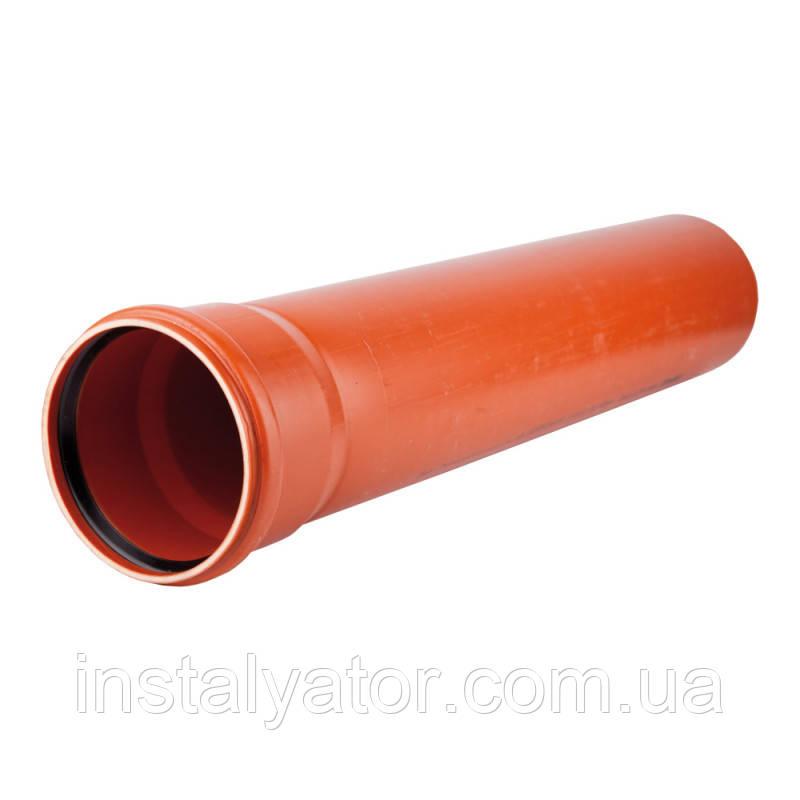 Труба KG Д 160*4,0 1000мм (222010)