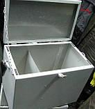 Ящик рыбацкий зимний дюралевый на ножках, фото 2
