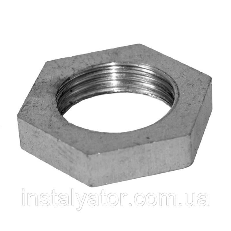 Контргайка стальная  40   SU20540