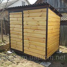 Садовые домики для инвентаря, хоз домик. Киев., фото 2