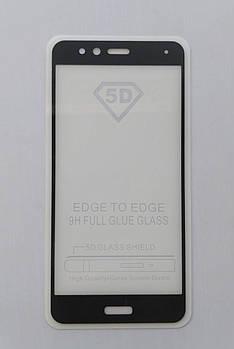 Стекло 5D Full Glue для Huawei P10 Lite