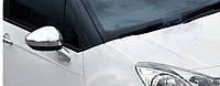 Opel Crossland X Накладки на зеркала нерж.