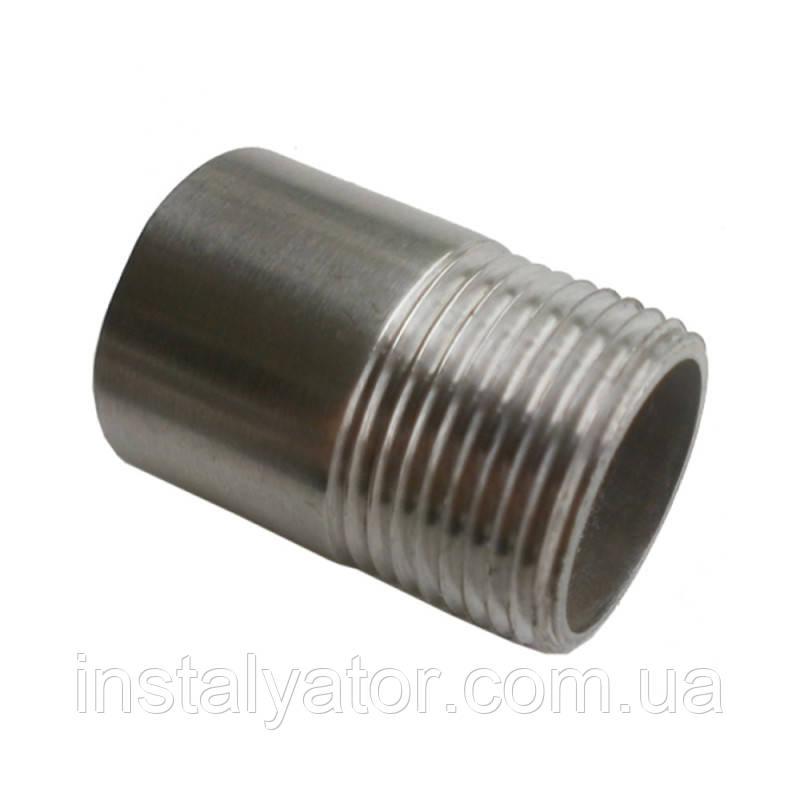 Резьба короткая стальная  15   SU20515