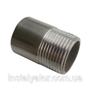 Резьба короткая стальная  40   SU20540