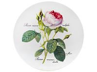 Тарелка «Роза Редаут», d-20 см (708-5006)