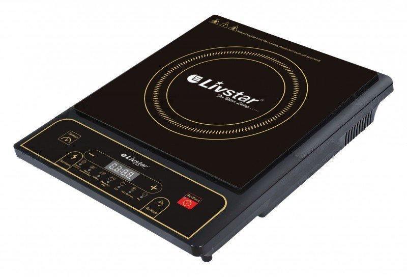 Плита индукционная настольная Livstar 2000 Вт LSU-1176