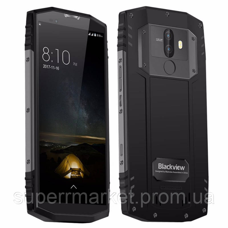 Смартфон Blackview BV9000 PRO 128GB IP68 Grey
