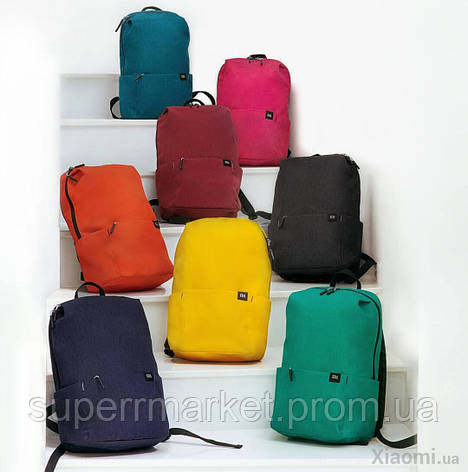 Рюкзак Xiaomi Mi Colorful Small Backpack, фото 2