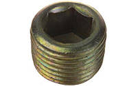 Пробка коленвала,радиатора ГазельВолгаГАЗ 53 метал