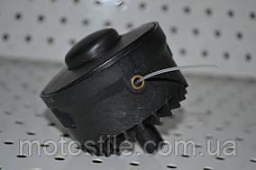 Косильная головка (Шпуля) (полуавтомат.диск) с леской d-8mm  для электрокос