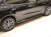 Maserati Levante Боковые подножки OEM-V2