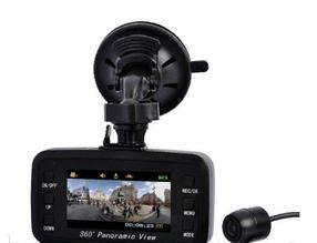 Автомобильный видеорегистратор Panoramic View 360 DVR H-6000, фото 3