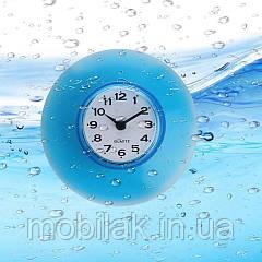 Водонепроницаемые часы на присоске для кухни и ванной