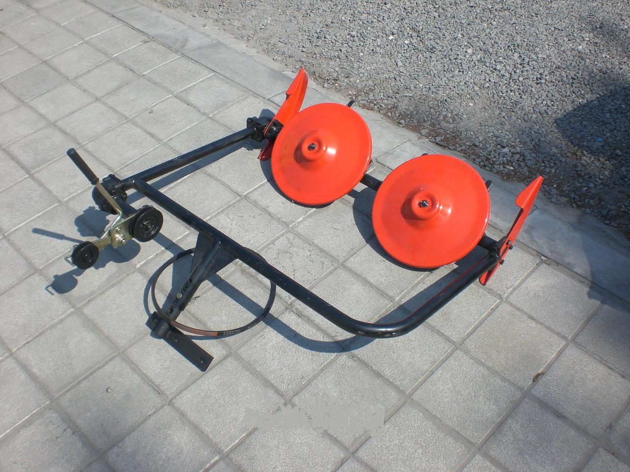 Косарка роторна КР-01А (для мотоблоків з повітряним охолодженням)
