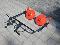 Косилка роторная КР-01А (для мотоблоков с воздушным охлаждением)