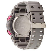 Наручные часы Casio G-Shock AAA GA-110 Grey-Pink, фото 2
