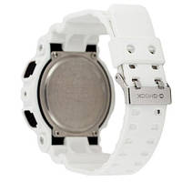 Наручные часы Casio G-Shock AAA GA-110 White-Black Autolight, фото 2