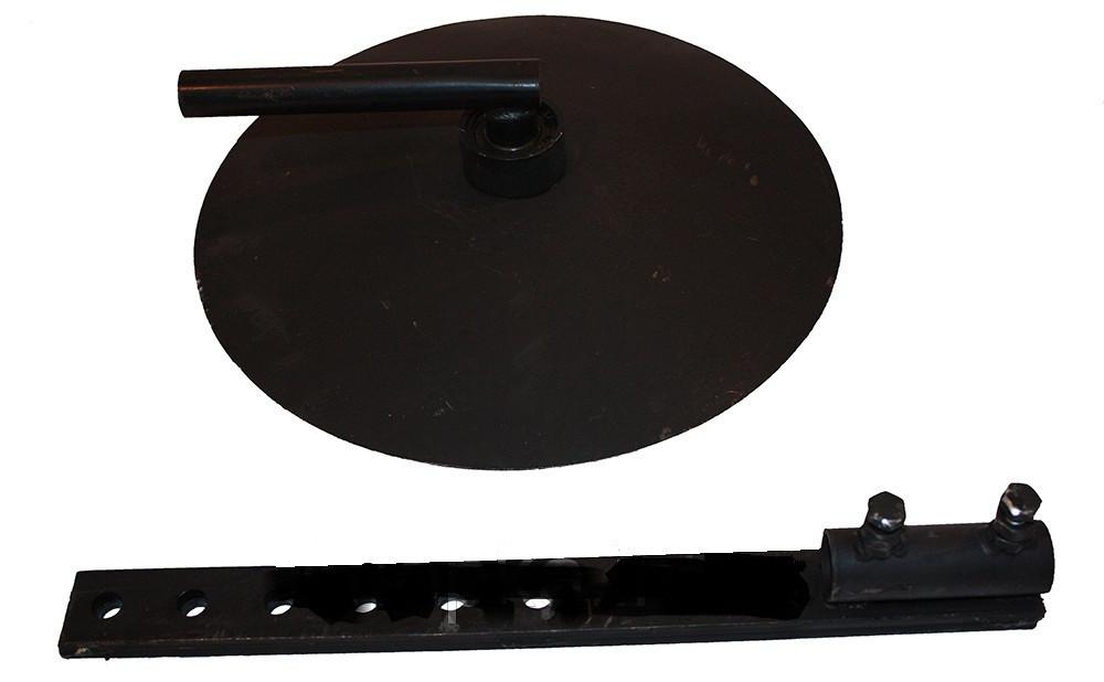Окучник дисковый не регулируемый Ø39см (пара) Премиум