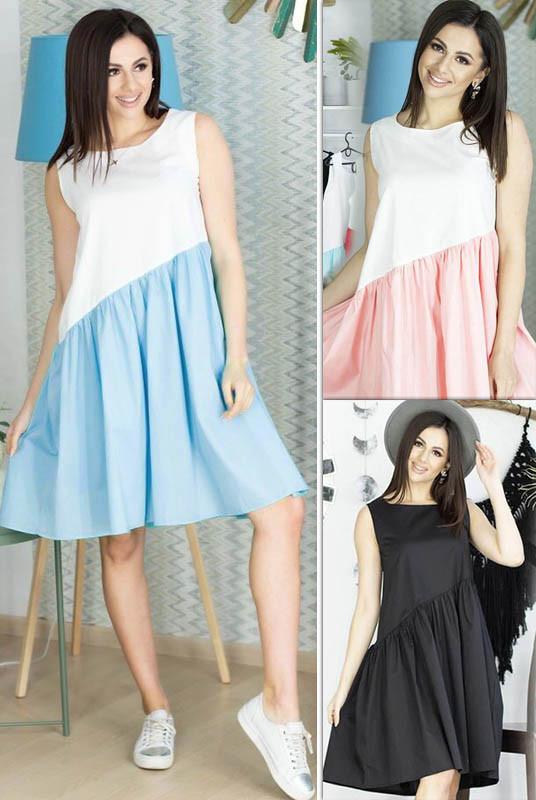 Модные летние платья Твист