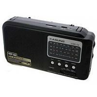 Радиоприемник - портативная акустика USR-12 с USB