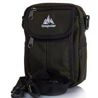 Сумка спортивная Onepolar Мужская спортивная сумка ONEPOLAR (ВАНПОЛАР) W4177-green