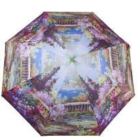 Складной зонт Magic Rain Зонт женский механический компактный облегченный MAGIC RAIN (МЭДЖИК РЕЙН) ZMR51224-5