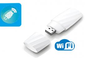 Модуль (контроллер, адаптер) Wi-Fi  SMART KIT MIDEA EU-SK103X (NEW)