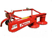 Косилка роторная Agromech Z-169 (1,35м Польша, оригинал) без кардана