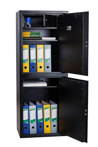 Офисный сейф FEROCON ЕС-130К2.Т1.П2.9005