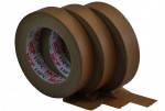Лента малярная (скотч малярный) коричневый NCPro 24 мм 110°С