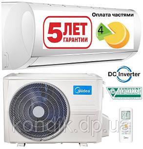 Кондиционер MIDEA MA-09N1D0HI - I / MA-09N1D0H-O Blanc Inverter 2019, фото 2