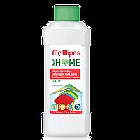 Жидкий порошок для стирки цветного белья 1000 мл. Mr.Wipes Farmasi.