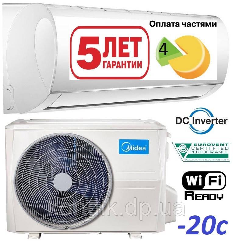 Кондиционер MIDEA MA-09N1D0HI - I / MA-09N1D0H-O Blanc Inverter 2019