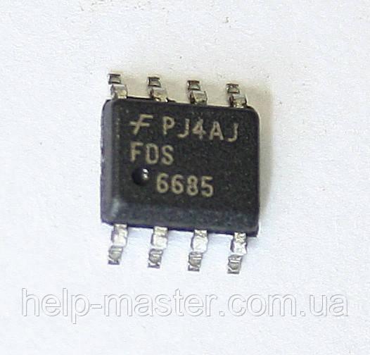Транзистор FDS6685  (SO-8)