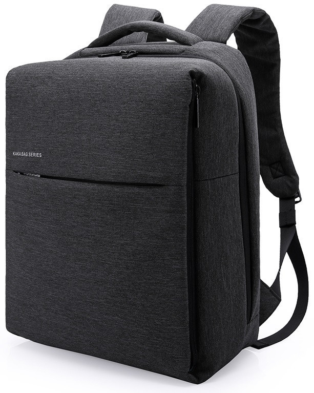 Городской рюкзак для ноутбука Kaka 2231в стиле минимализм, многофункциональный, водозащищенный, 18л.