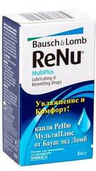 Капли увлажняющие Renu Multiplus