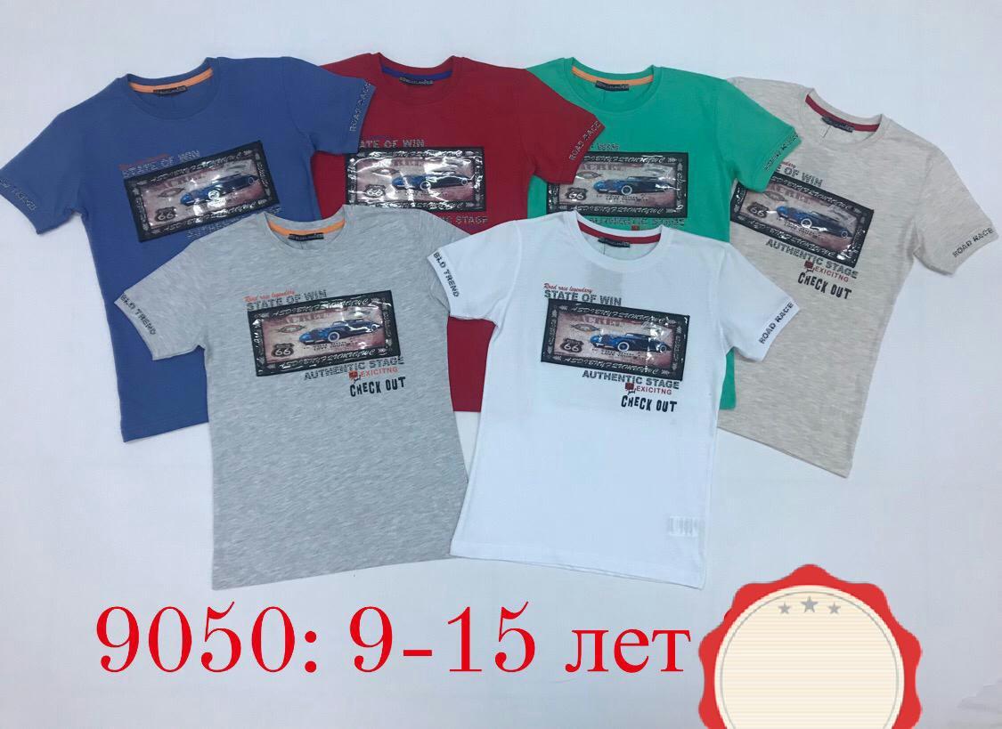 Футболка Blueland для мальчиков 134-170 роста Турция