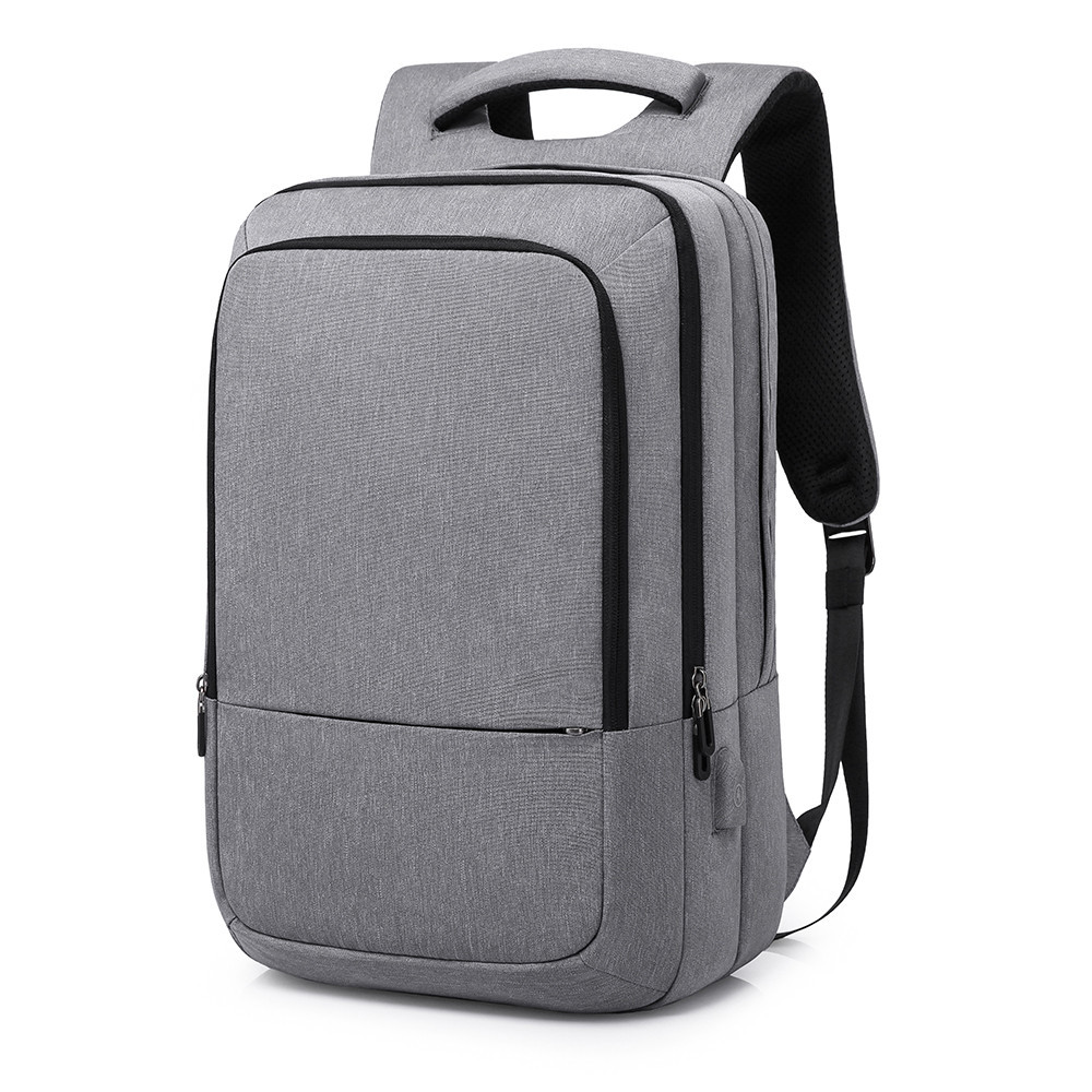Рюкзак KAKA-17009 Backpack Grey (Серый)