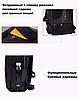 Рюкзак для ноутбука TIGERNU T-B3032 ЧЕРНЫЙ, фото 5