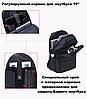 Рюкзак для ноутбука TIGERNU T-B3032 ЧЕРНЫЙ, фото 6