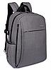 Рюкзак городской TIGERNU T-B3221 СЕРЫЙ, фото 2