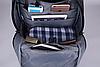 Рюкзак городской TIGERNU T-B3221 СЕРЫЙ, фото 5