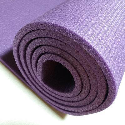 Килимок для фітнесу Verdani Пілатес 1800х600х6 мм Фіолетовий, фото 2
