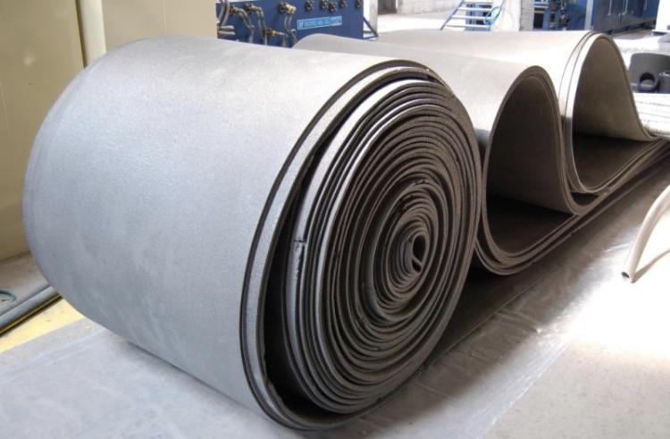 Шумоизоляции для авто и домов, пенополиэтилен Verdani (толщина 6 мм, рулон 50 м2)
