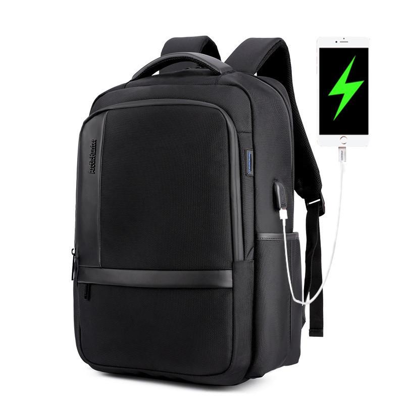 Дорожний рюкзак для ноутбука до 15,6 дюймов Arctic Hunter B00120С, влагозащищённый,с USB портом, 25л